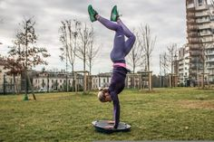 Total Body Balancing: allenamento per l'equilibrio dinamico