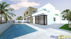 RicaMar Homes Real Estate   New Built Semi Detached and Quad Villas