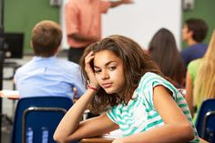 Gifted Challenges: Difficult passage: Gifted girls in middle school