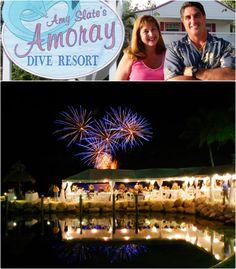 Destination Weddings & Honeymoons at Amoray Dive Resort | Key Largo | Florida Keys | Scuba Weddings