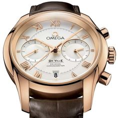 Omega De Ville Co-Axial Chronometer image