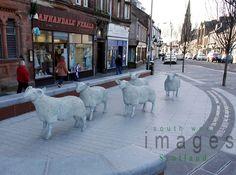 Lockerbie,Scotland Towne Centre...