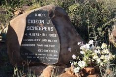 Gideon J Scheepers