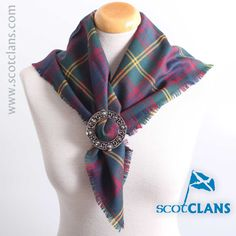 Durie Tartan Square