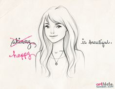 "Arthlete ~ ""Happy is beautiful."""