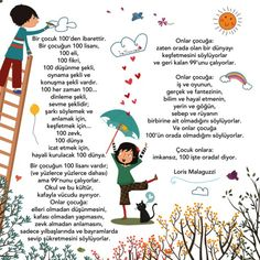Çocuğun yüz dili... by Halime Keskin