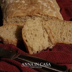 19/365 È semplicissimo da preparare il mio Pane rustico http://annaincasa.blogspot.it/2018/01/pane-rustico.html #annaincasa