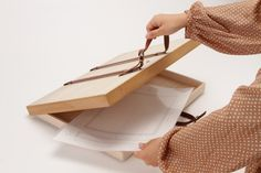 Wooden bags for creative style by DonguriCo