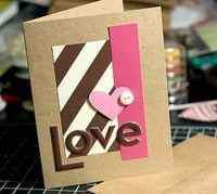 A Video by Kristina Werner from our Stamping Cardmaking Galleries originally submitted 01/16/09 at 12:00 AM