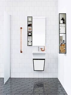 34 black bathroom floor tile ideas and pictures