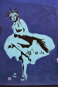 Street art : Pegasus #streetart jd