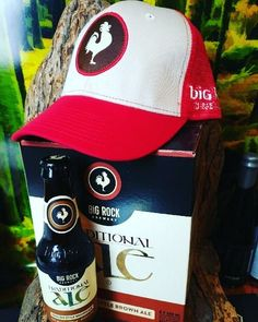 """From Big Rock Brewery in Calgary Alberta with breweries in BC Big Rock Urban and in Ontario also comes their """"Traditional Ale"""". This is an english Style Brown Ale. For the full review click on the link below.   http://wp.me/p2vssO-ewj"""