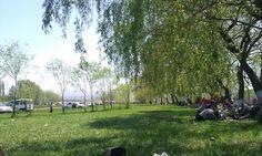Merhaba arkadaşlar bugün sizlere en son gezdiğim yerlerden biri olan Mogan Park'dan bahsetmek istiyorum.Bu Mogan park bildiğimiz mogan gölününün etrafında ki par...