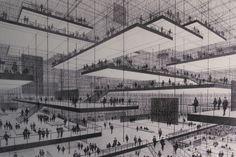 Bauzeitgeist: Austellung: Das Architekturmodell: Werkzeug, Fetisch, Kleine Utopie