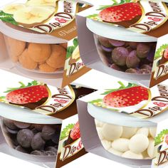 Valentine's Day is right around the corner, make sure you have Dip & Devour Dipping Chocolates! Dip & Devour Dipping Chocolates is the perfect product coming in milk, dark and white chocolate perfect for dipping strawberries or making candies, and for a new twist we have our newest flavor, Peanut Butter Melts, which is the perfect addition to any treat! https://www.trulygoodfoods.com/sites/default/files/product_category_pdf/dip_devour_dipping_chocolates_tgf.pdf