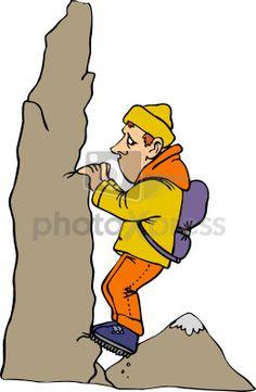 Not A Tree Though Climbing Clip Art Kids Climbing Tree Clipart