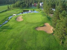 Kokkolan Golf, Kokkola Finland