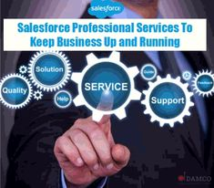 To have a seamless workflow and an optimized CRM, it is important to have Salesforce Professional Services experts alongside. Hire Salesforce developers, admins, analysts and more. Salesforce Developer, Solution Architect, It Service Provider, Sales Process, Professional Services, Up And Running, Business, Store, Business Illustration