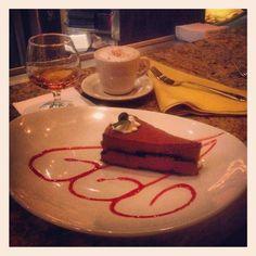Chocolate Cheesecake at Via - 9.17.2012