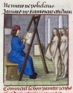 Guillaume de Lorris and Jean de Meun TitleRoman de la Rose OriginNetherlands, S. (Bruges) Datec. 1490-c. 1500 LanguageFrench