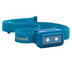 Black Diamond Wiz - Linterna frontal para niños - azul 2015