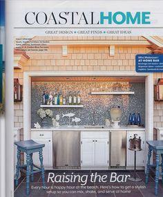 Coastal Living Outdoor bar
