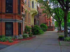 Brownstones in Albany, NY - Just a few short blocks from - Downtown Albany.