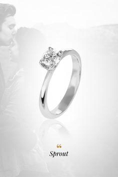 """#EngagementRings #Handmade #NaturalGemstones #Diamonds #Gold #EngagementCollection. Plánujete zásnuby? Tak vás radi inšpirujeme výberom top zásnubných prsteňov, ktoré si v roku 2019 naši zamilovaní zákazníci najviac obľúbili. I keď si uvedomujeme, že vkus je osobnou záležitosťou, veríme, že toto diamantové """"defilé"""" pomôže tým, ktorí sú stratení v labyrinte zásnubných uličiek a dilém. Diamond Rings, Diamond Engagement Rings, Wedding Rings, Jewelry, Jewellery Making, Jewlery, Jewelery, Jewerly, Wedding Ring"""