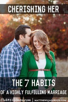 7 habits of a highly fulfilling marriage - club 31 women