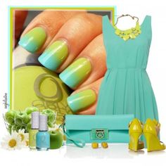 Nail art ideas summer 2014 | Just Trendy Girls