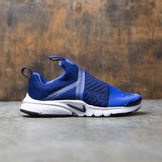 7527326b5e1 Nike Big Kids Nike Presto Extreme (Gs) (comet blue   binary blue-white -black)