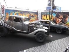 mad max fury road tank car george barris kustoms movie cars pinterest cars posts. Black Bedroom Furniture Sets. Home Design Ideas