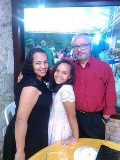 No casamento de Andreza