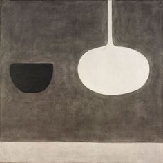 William Scott - Still Life Within a Space, 1970.