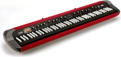 Korg Limited Edition SV-1RV Red 88-Key Stage Vintage Piano
