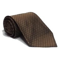 """#ebay tie men Banana Republic Brown silk Men's Dress tie 57"""" long 4"""" wide made in Italy withing our EBAY store at  http://stores.ebay.com/esquirestore"""