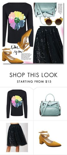 """""""Twinkle Deals"""" by svijetlana ❤ liked on Polyvore featuring Sequins and twinkledeals"""