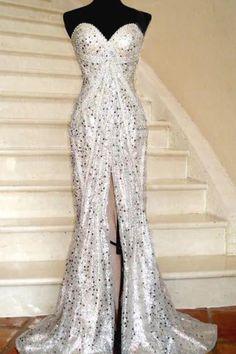 Stunning gown dress