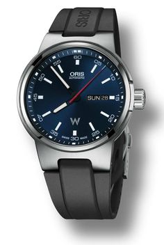 Basel 2015 - Oris Williams Day Date
