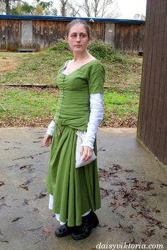 Green Kirtle