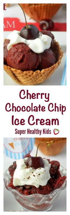 Cherry Chocolate Chi