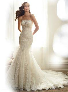 Barato Vestidos de noiva vestidos de noiva sereia com pérolas tribunal trem longo verão 2015 nova chegada, Compro Qualidade Vestidos de noiva diretamente de fornecedores da China:                >> Vestido de sua vida loja <<                  ---------------------------------------