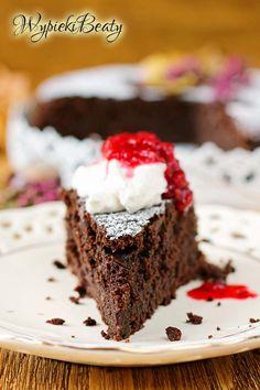 Ciasto mega czekoladowe - chocolate cake. Chocolate Cake, Cook, Cakes, Pictures, Recipes, Chicolate Cake, Photos, Chocolate Cobbler, Cake Makers