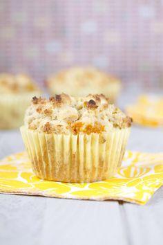 Cornmeal muffins and ground cherries