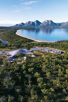 Saffire Freycinet, Tasmania, Australia