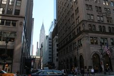 Chrysler Building from 43rd and 5th