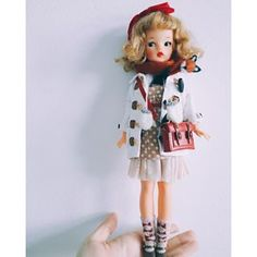 Tammy in modern clothes. #tammydoll Instagram tagged photos - Pikore