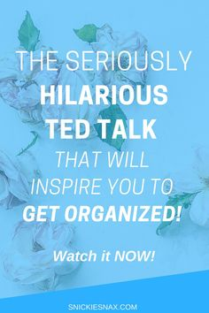 Looking for inspiration to KICKSTART your day? Tim Urban& awesome TED Talk addresses procrastination at it& finest, and details the powerful reasons why you should focus on getting organized and getting going. How To Stop Procrastinating, Self Development, Personal Development, Getting Organized, Self Improvement, Self Help, Good To Know, Life Lessons, Affirmations