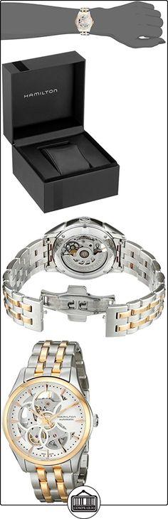 Hamilton Jazzmaster esqueleto H32425251  ✿ Relojes para mujer - (Lujo) ✿