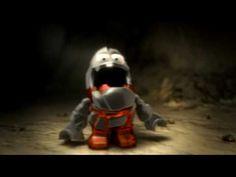 LEGO Power Miners Monster Burp - YouTube